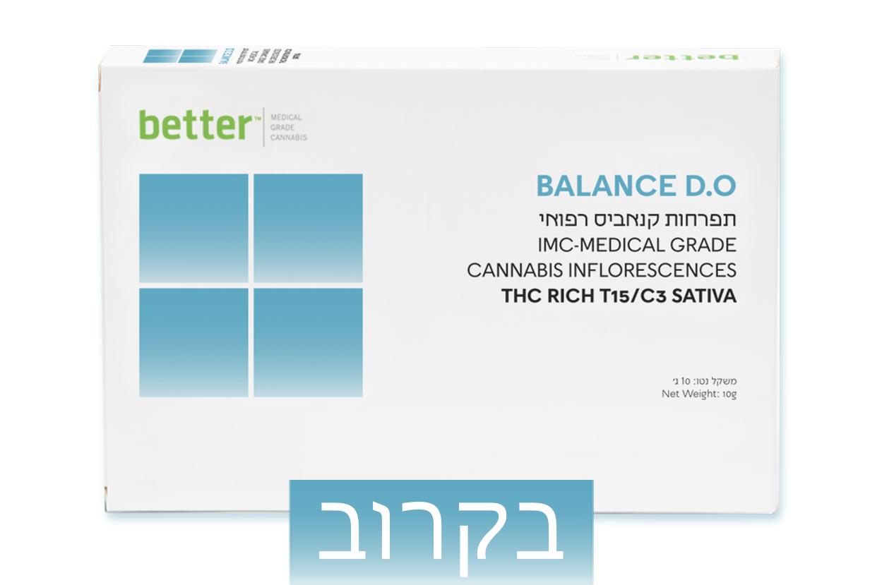 BALANCE D.O T15/C3