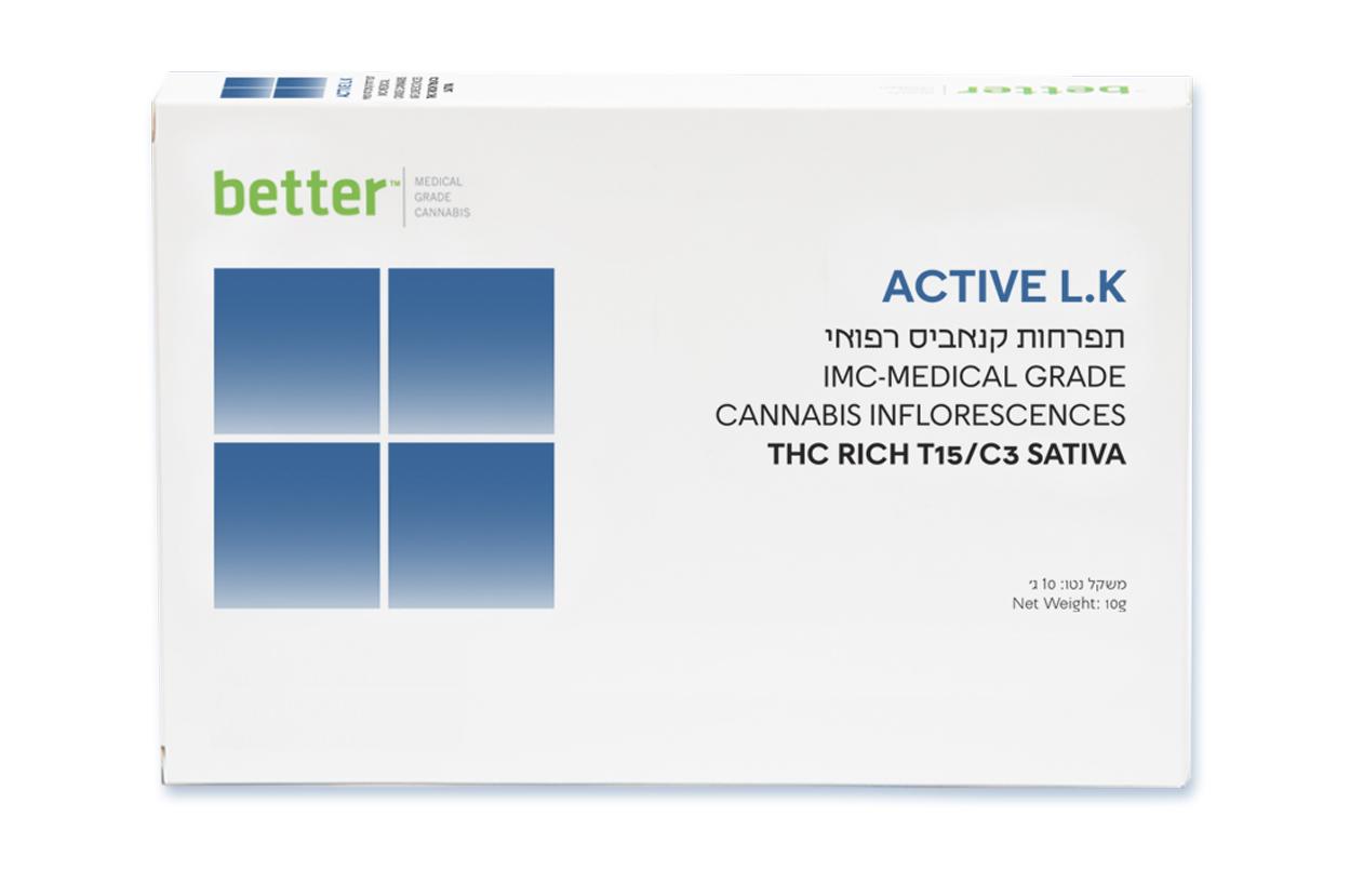 ACTIVE L.K T15/C3