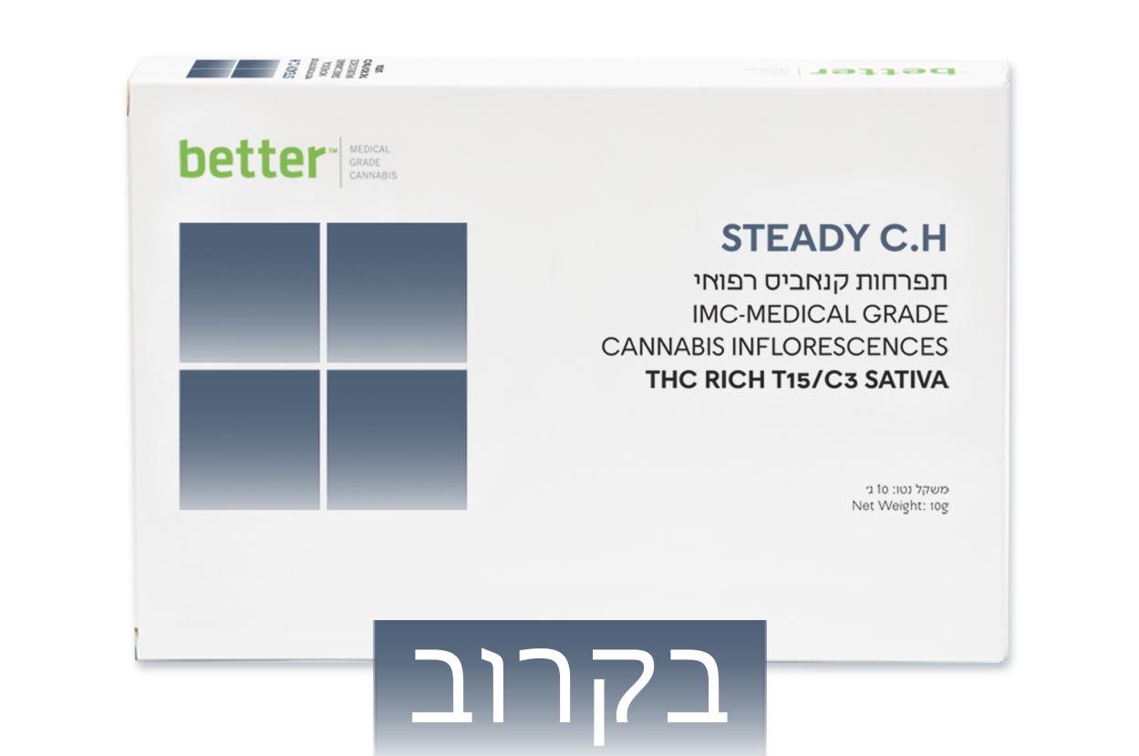 STEADY C.H T15/C3